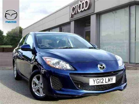 Mazda 2012 3 Ts Automatic Hatchback. Car For Sale