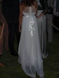 Robe De Mariée Originale : robe de mariee simple et originale ~ Nature-et-papiers.com Idées de Décoration
