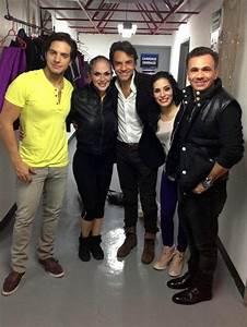 Vadhir Derbez, feliz con la compañía de su padre, Eugenio ...
