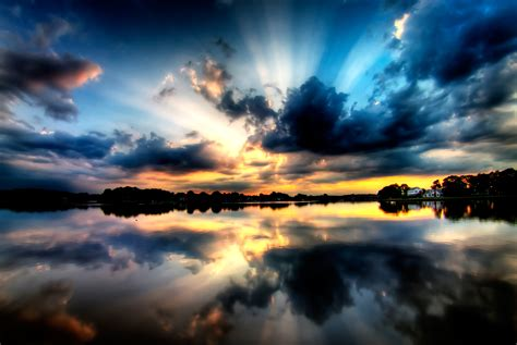 Hdr-awesome-reflection-beautiful-nature-water-desktop-hd