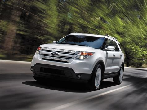 Ford Explorer Specs 2014 2014 ford explorer review ratings specs prices and