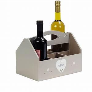 Range Bouteille Bois : porte bouteilles british en bois rangement boissons ~ Teatrodelosmanantiales.com Idées de Décoration