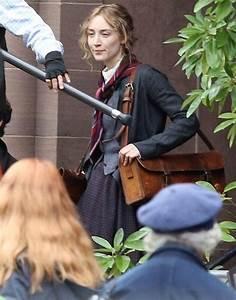Ronan Color Chart Little Women Jo March Black Coat Saoirse Ronan Cotton
