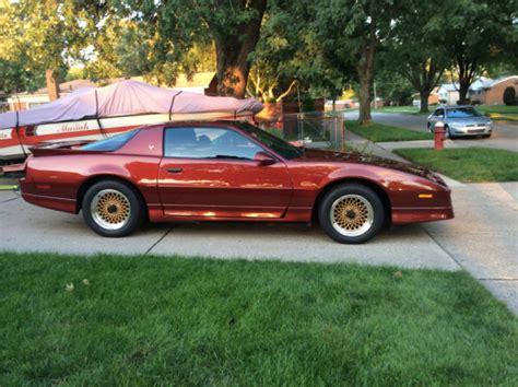 1988 Pontiac Trans Am Gta , Low Miles, Great Condition