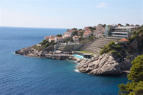 dubrovnik new city outside the ancient city gates