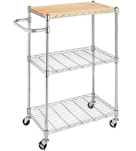 Rolling Kitchen Island Cart in Kitchen Island Carts