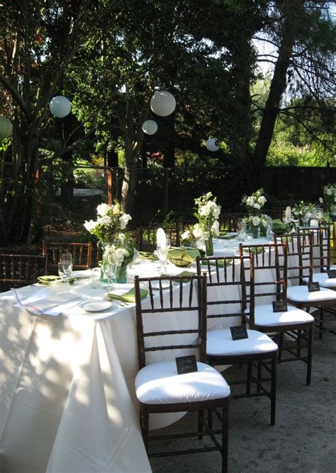 Wedding Reception In Backyard - best 25 small backyard weddings ideas on