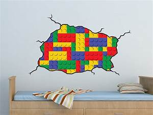 lego style wall decal on luulla With lego wall decals