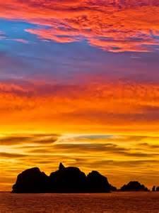 Mexico Beautiful Sunrise