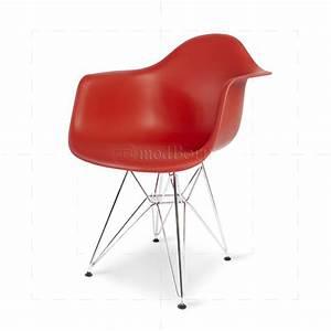 Eames Replica Deutschland : eames style dining dar arm chair red replica ~ Sanjose-hotels-ca.com Haus und Dekorationen