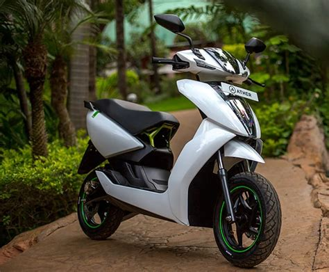 ather   electric scooter  super cool rediff