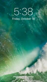 Change Lock Screen Photo On iPhone
