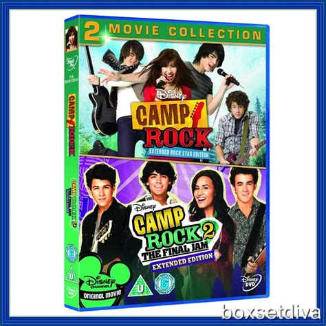Camp Rock 1 2 Collections Dvdrip H264 Eng Duqa Tuipredkick