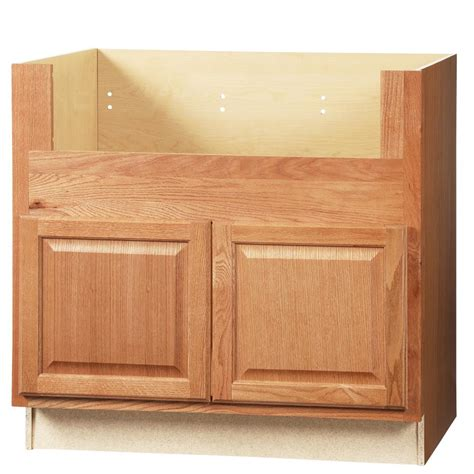 apron sink base cabinet hton bay hton assembled 36x34 5x24 in farmhouse