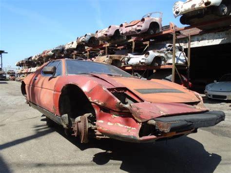 maserati merak ss coupe project car  restoration
