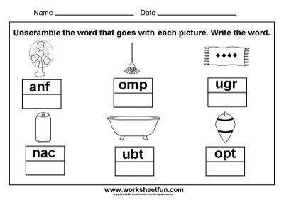 three letter words for kindergarten three letter words for kindergarten worksheets worksheets 3891