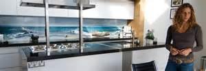 ideas for kitchen splashbacks keukens klanten met een pimpyourkitchen achterwand windy sea in de keuken manon