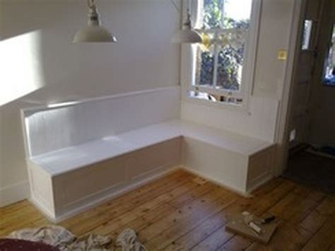 how to build a corner kitchen table best 25 kitchen bench seating ideas on