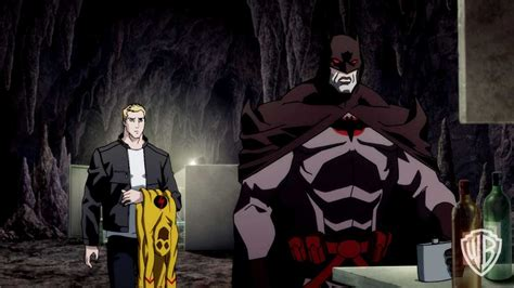 justice league  flashpoint paradox speed force