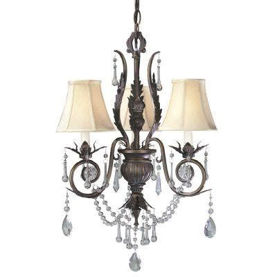 Mini Bronze Chandelier by Dramatic Bronze Mini Chandelier 750 62 The Home Depot