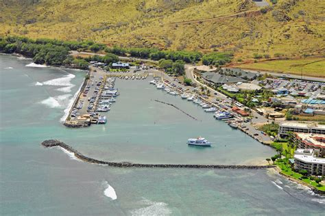 Boat Slips For Rent Hawaii by Maalaea Harbor In Maalaea Hi United States Harbor