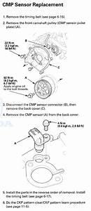 P0365 Cel - Camshaft Position Sensor - Acurazine