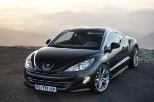 Peugeot Car : 2010 Peugeot Rcz Sports Coupe Released In Australia