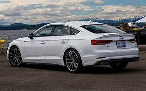 2018 Audi S5 Sportback  Us