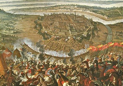 the siege siege of vienna in 1529