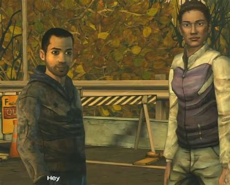 The walking dead is a comic series that's popular right across the board, but here are some other part of what made the walking dead so appealing was its very realistic approach to the situations. The walking dead (Clem x male reader S1) - Meeting crista ...