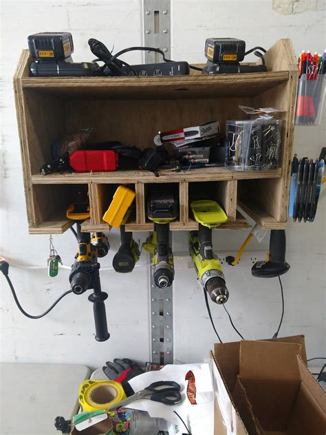 charging station ryobi nation projects