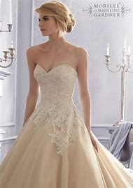 Mori Lee Lace Wedding Dress