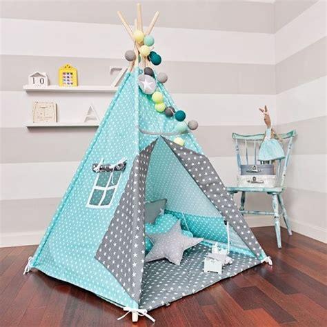 Tipi Zelt Mit Bodenmatte Kinderzimmer by Tipi Set Mit Bodenmatte Breath Of Turquoise Basteln