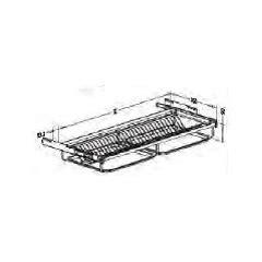 hafele interior plate rack  top cabinet interior plate rack constph