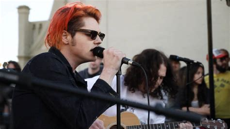 My Chemical Romance  Summertime (live Acoustic At 987fm