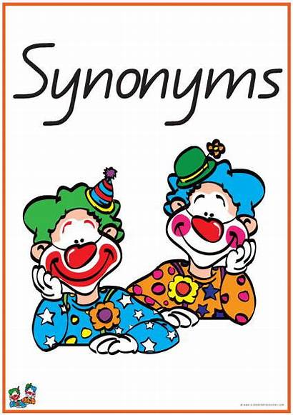 Synonyms Meaning Words Pairs Vocabulary Word Ready