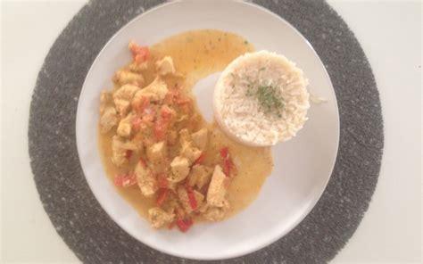recette cuisine etudiant recette poulet curry économique gt cuisine étudiant