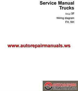 Volvo Truck Fh Nh 98- Service Manual