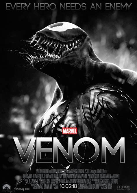Venom Movie Poster By Rickcampelo On Deviantart