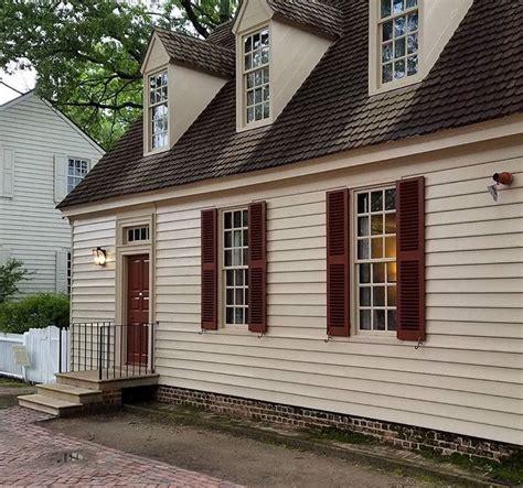 Pin by Carole Zanath on Colonial Williamsburg Cape cod