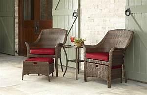 Garden Oasis Twain 5pc Seating Set