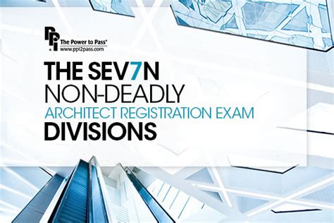 The Seven Nondeadly Architect Registration Exam (are