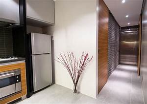 world of architecture apartment design focused on With kitchen cabinet trends 2018 combined with wall art for hallways
