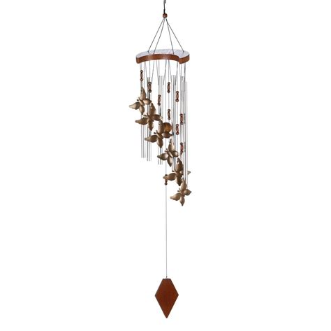 butterfly wind chimes wholesale wind chimes now available at wholesale central items 1 40
