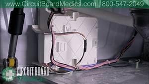 W10374126 Motor Control Unit  Mcu  Removal  U0026 Repair