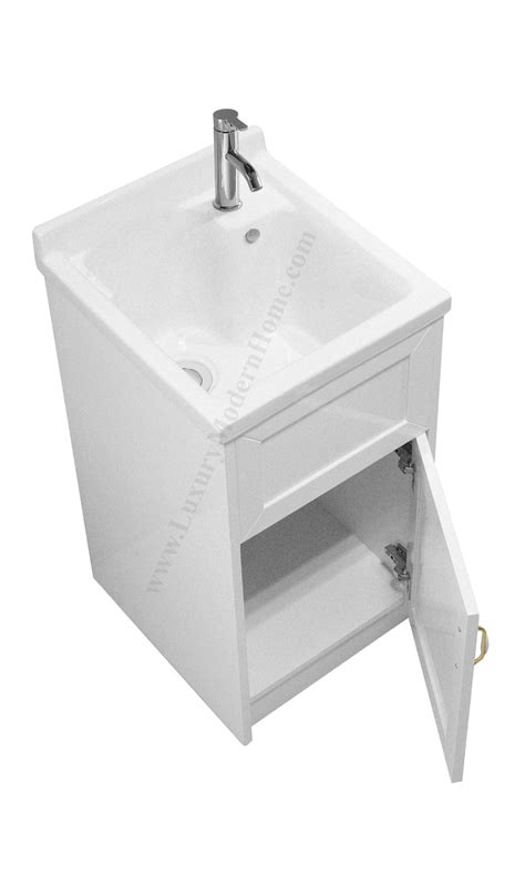 18 wide utility sink alexander 18 quot small white laundry utility sink