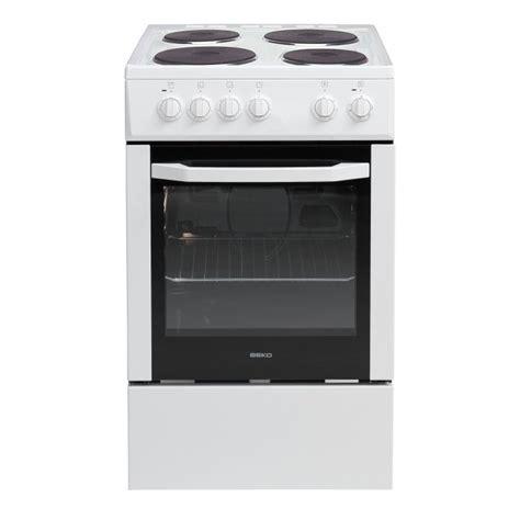 piano cuisine electrique beko css56000gw cuisinière électrique 50cm bla achat