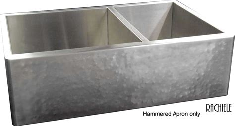 custom stainless steel double bowl sinks made in the usa