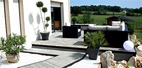 idee de deco pour chambre conseils pour aménager une terrasse contemporaine