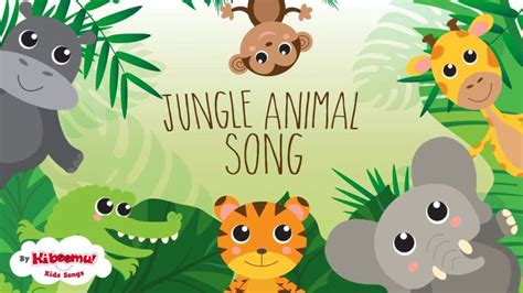 jungle animals preschool 17 best images about songs on songs for 132